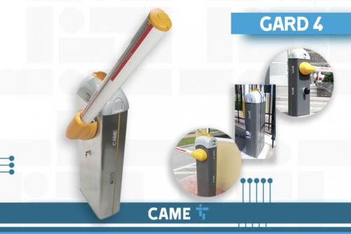 CAME México retira de su portafolio de soluciones las Barreras GARD 4 y GARD 8