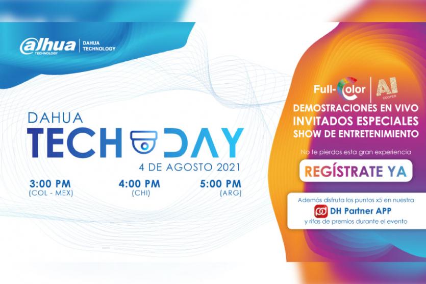 dahua-techday
