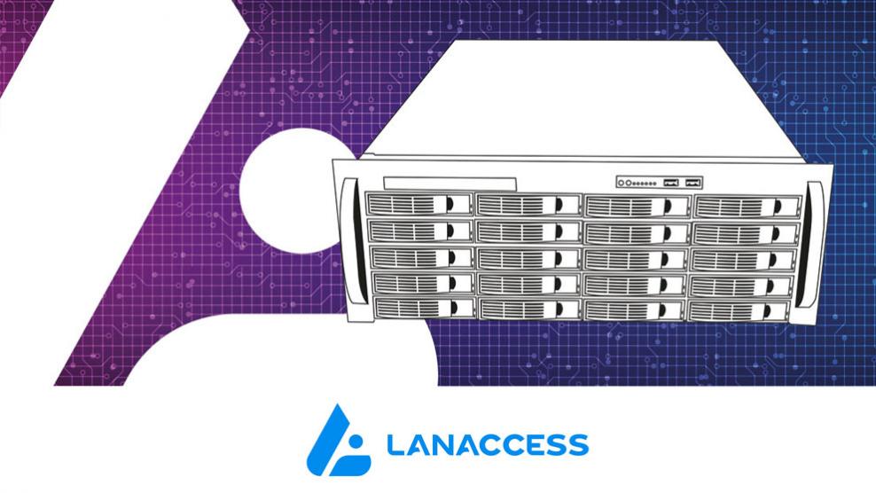 ¿Por qué te interesan los grabadores IP HM Cluster de Lanaccess?