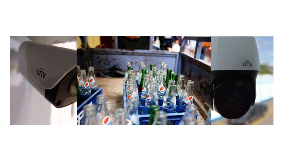 Uniview protege fábricas de PepsiCo en Honduras